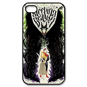 High Quality -ChenDong PHONE CASE- For Iphone 4 4S case cover -Sleeping Beauty-Maleficient-UNIQUE-DESIGH 19