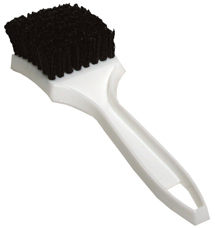 Nanoskin (85-634) 8.5' Carpet & Floormat Scrub Brush, Black Nylon