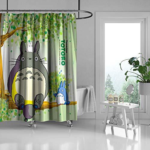 Amazon.com: Summer007 Cortina de ducha, hecha a medida ...