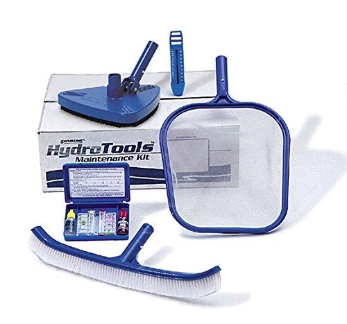 Swimline Hydro Tools 8610 Above Inground Pool Skimmer Maintenance Kit & Deep Leaf Bag Net