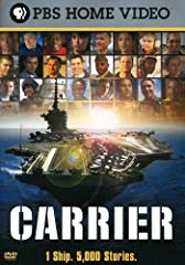 CARRIER is a character driven, edge-of-your-seat, nonfiction drama as well as a total immersion in the high stakes world of a nuclear aircraft carrier. CARRIER follows a core group of film participants aboard the USS Nimitz, from the admiral ...
