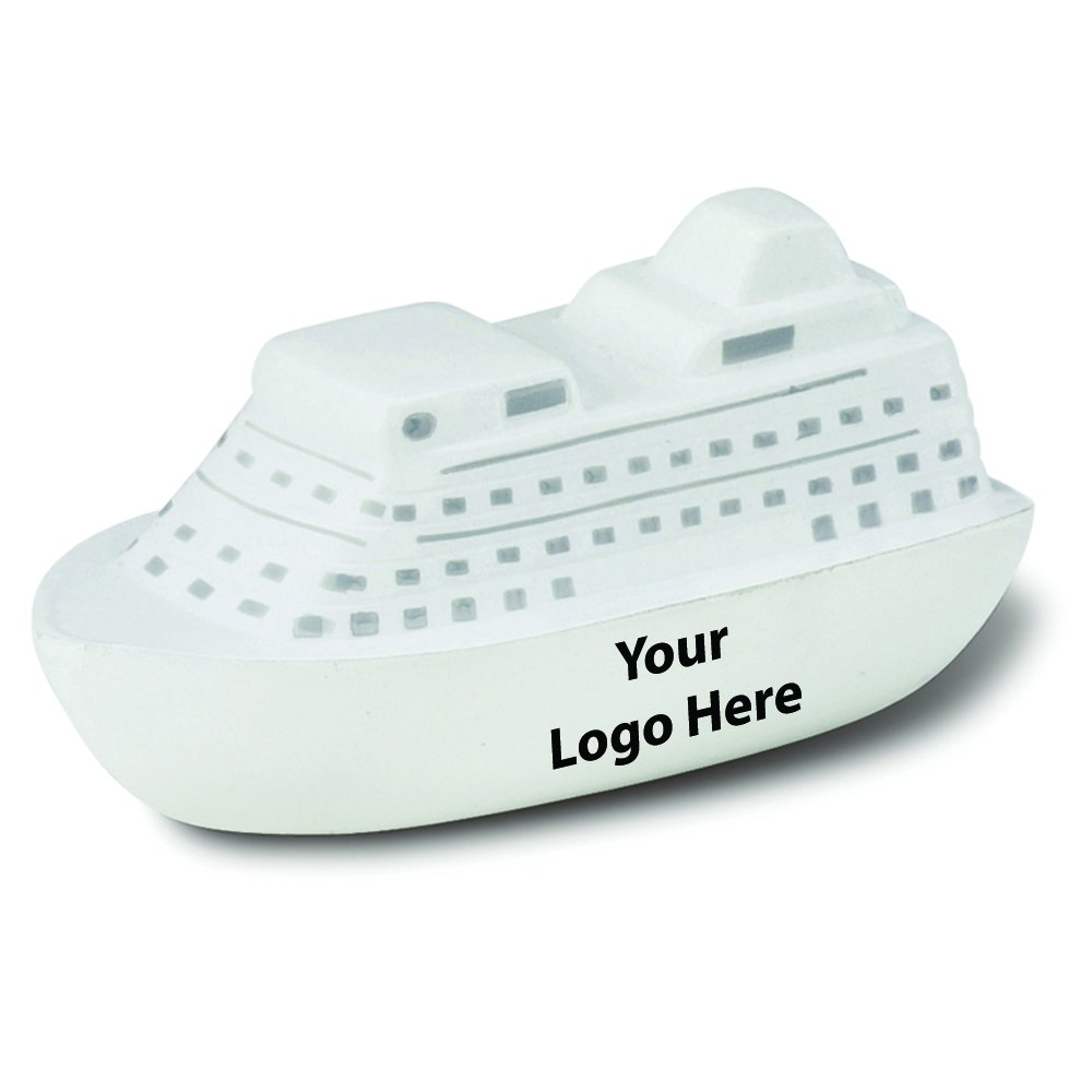 Cruise Ship Stress Reliever - 150 Quantity - $2.20 Each - PROMOTIONAL PRODUCT / BULK / BRANDED with YOUR LOGO / CUSTOMIZED