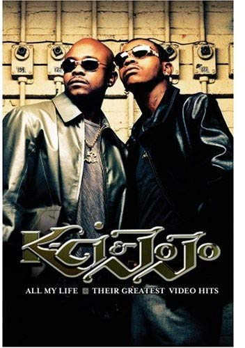 DVD : K-Ci and Jojo - All My Life: Their Greatest Video Hits