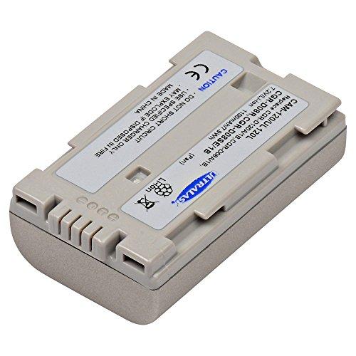 Dantona Replacement Battery for Panasonic - CGR-D28