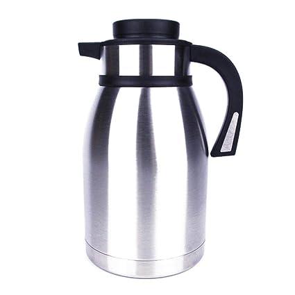 BcttlupFCB Termo de 2 litros de Agua Caliente Taza aislada ...