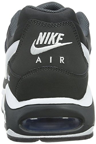 014 blk NIKE Grau White Blue Sneaker pht Max Air Command Herren Anthracite Zn6YSZA