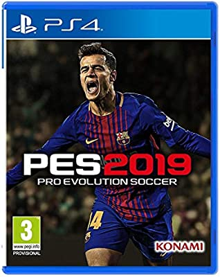 Pes 2019 Arabic PS4: PlayStation 4: Amazon com