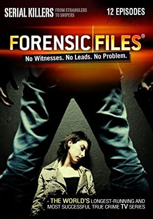 Amazon Com Forensic Files Serial Killers 2 Disc Set By Peter Thomas Movies Tv