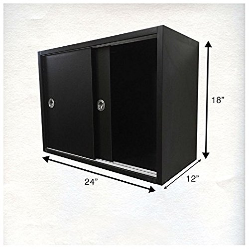 Upper Towel Storage Cabinet For Beauty Salon Shampoo Bowl and Spa Backwash Area