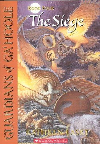 Set of 3 Guardians of Ga'Hoole Books (Books 4-6: The Siege, The Shattering, The Burning) pdf epub