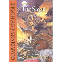 Set of 3 Guardians of Ga'Hoole Books (Books 4-6: The Siege, The Shattering, The Burning)