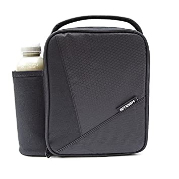 Smash Black Insulated Lunch Bag and 500ml bottle  Amazon.co.uk  Kitchen    Home e469d5bf9519c