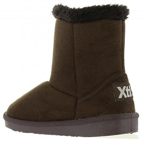 XTI Boots für Mädchen 54024 ANTELINA MARRON