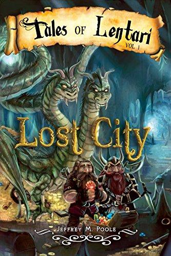 Free eBook - Lost City