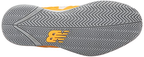 Zapatillas De Tenis Ligeras New Balance Para Mujer 996v2 Gris / Naranja