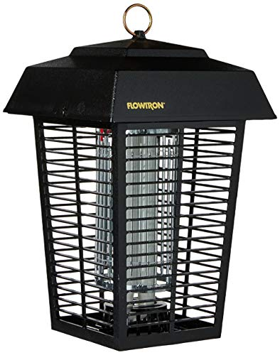 Flowtron BK-40D Electronic Insect Killer, 1 Acre Coverage (Best Time To Spray For Mosquitoes)