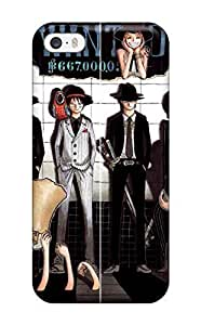 1020991K270355167 one piece anime Anime Pop Culture Hard Plastic For Iphone 5C Phone Case Cover