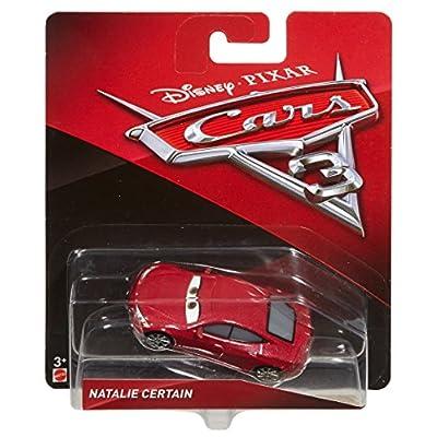 Disney Pixar Cars: Natalie Certain: Toys & Games