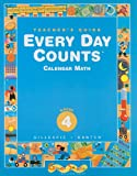 Every Day Counts, Grade 4, Calendar Math, Janet G. Gillespie and Patsy F. Kanter, 0669441015