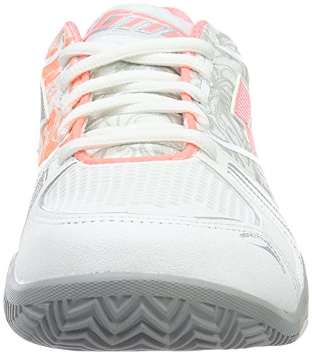 Lotto Femme Neo Stratosphere Ros Wht W Tennis de Cly Blanc Chaussures wqSYvpwx
