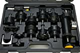 8MILELAKE 18pcs Radiator Pump Pressure Tester and