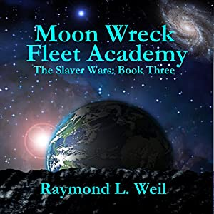 Fleet Academy, Moon Wreck 4 Audiobook