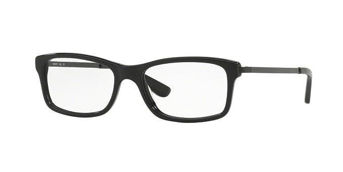 c38e1aa2a0bd4 Eyeglasses Donna Karan New York DY 4685 3760 BLACK  Amazon.co.uk  Clothing
