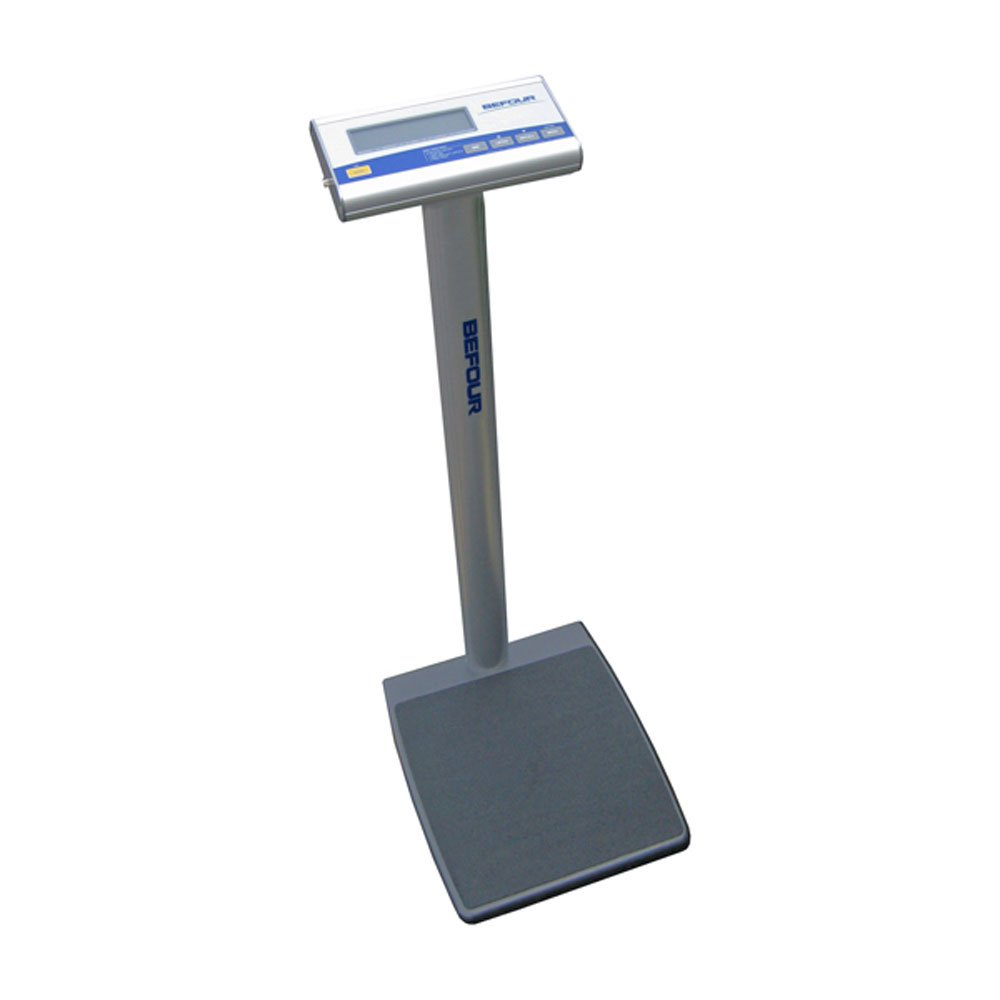 Befour FS-0961 (FS0961) Pro BMI Health & Fitness Stand-On Scale