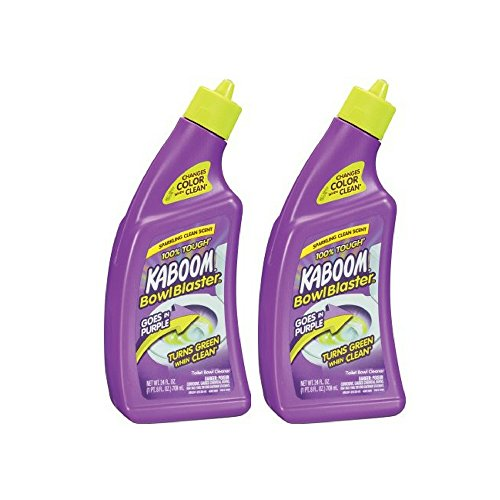 Kaboom BowlBlaster Liquid Toilet Bowl Cleaner - 24 oz (Pack of 2) by Kaboom