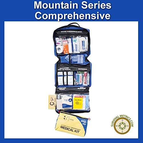 Mountain Series Comprehensive Medical & First Aid Kit - by Adventure Medical