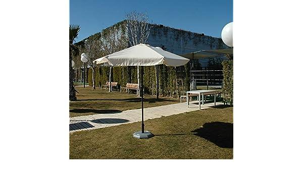 PROFER GREEN - Parasol Aluminio Beige Profer Green 2,5 M: Amazon.es: Bricolaje y herramientas