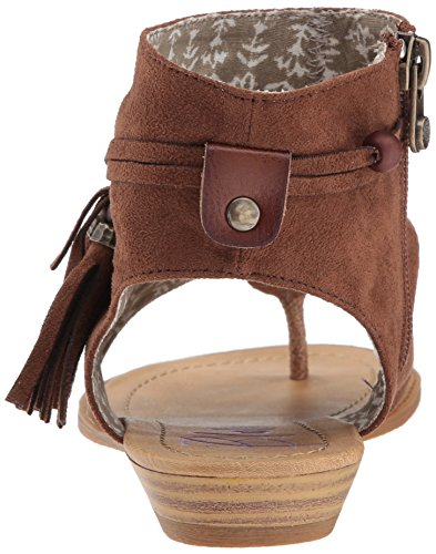 Wedge Blowfish Brueke Womens Wedge Whiskey Sandal Blowfish Sandal Womens Brueke Whiskey qZOwB