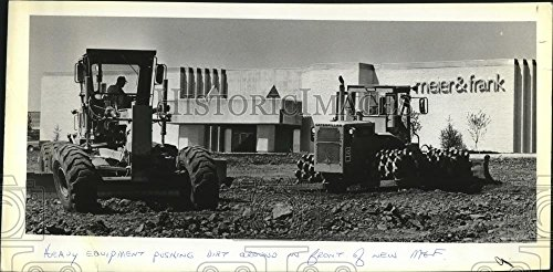 1980 Press Photo Meier & Frank's new store at Clackamas Town Center - - Clackamas Stores