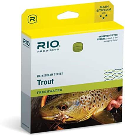 RIO Products Mainstream Trout Fly Line