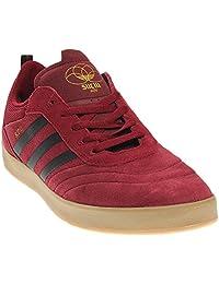 Adidas Suciu ADV (Burgundy/Black/Gum) Mens Skate Shoes
