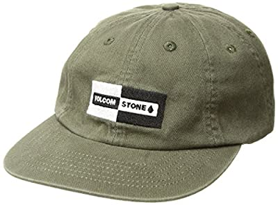 Volcom Men's Same Difference Eight Panel Adjustable Hat from Volcom