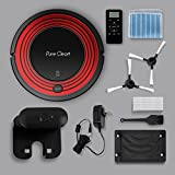 Automatic Programmable Robot Vacuum Cleaner
