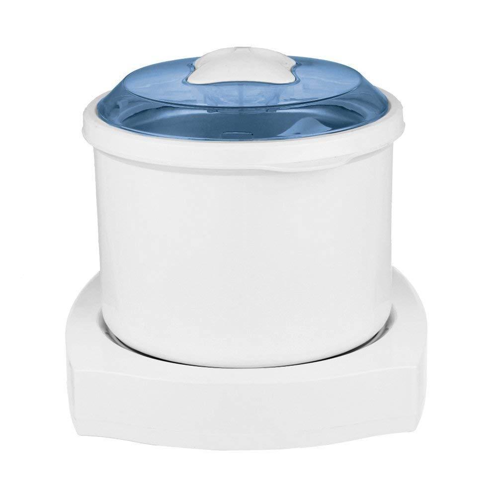 CamKing 500ML Automatic Frozen Yogurt-Ice Cream Maker, ICE-006, white