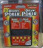 Radica: Bonus Poker/Draw Poker