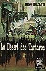 Le Désert des Tartares par Buzzati