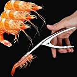 Oldeagle Stainless Steel Prawn Peeler Shrimp Deveiner Creative Kitchen Tools