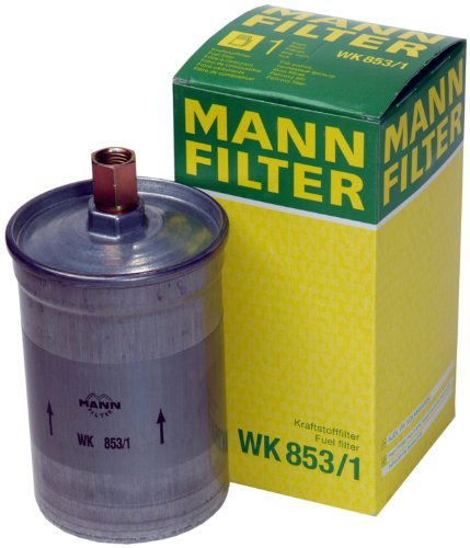 Audi 4000 Oil - Mann-Filter WK 853/1 Fuel Filter