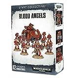 Games Workshop Start Collecting! Warhammer 40k Blood Angels (2017)