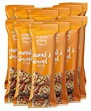Wickedly Prime Nut Bar, Peanut & Almond, Gluten Free, Kosher, 1.4 Ounce (Pack of 12)