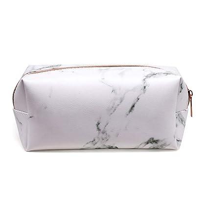 Bolsa de maquillaje de mármol de chensenlin 2018, bolsa de ...