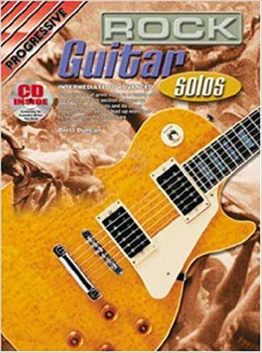 Rock Guitar Solos (Progressive): Amazon.es: Duncan, Brett: Libros ...