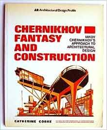 chernikov fantasy and construction architectural design