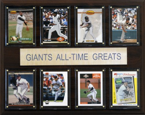 - MLB San Francisco Giants All-Time Greats Plaque