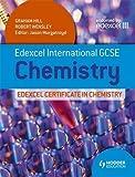 Edexcel International GCSE and Certificate Chemistry Student's Book & CD (Edexcel Igcse)