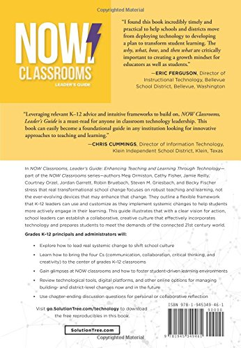 NOW Classrooms, Leader's Guide: Enhancing Teaching and